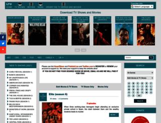 loadtv.info screenshot