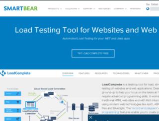 loaduiweb.org screenshot