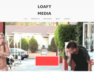 loaftmedia.com screenshot