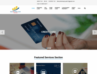 loan4india.com screenshot