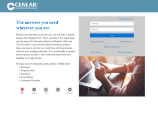 loanadministration.com screenshot