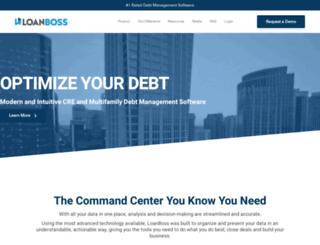 loanboss.com screenshot