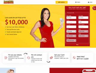 loanmaxtitleloans.net screenshot