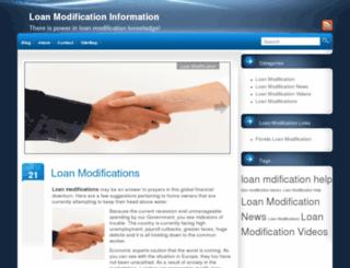 loanmodification-1.com screenshot