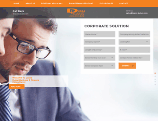 loans-dubai.com screenshot