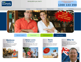 loanstolifestyle.com.au screenshot