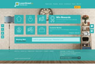 loanstreet.in screenshot