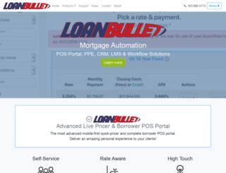 loanxengine.com screenshot