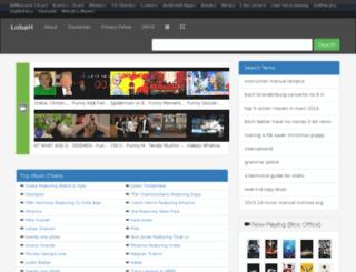 lobah.info screenshot