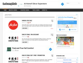 lobanghub.com screenshot