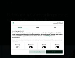 lobnu.dk screenshot