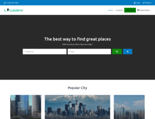 locadex.info screenshot