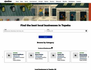 local.cjonline.com screenshot
