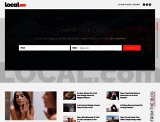 local.com screenshot