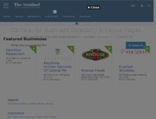 local.cumberlink.com screenshot