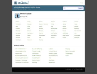 local.enquira.com screenshot
