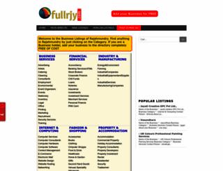local.fullrjy.com screenshot