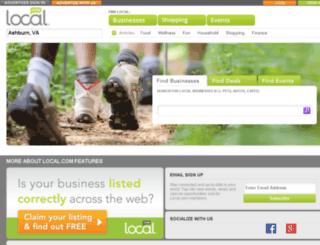 local.local.com screenshot