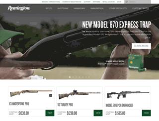 local.remington.com screenshot