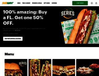 local.subway.com screenshot