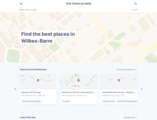local.timesleader.com screenshot