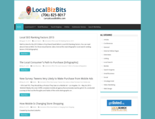localbizbits.com screenshot