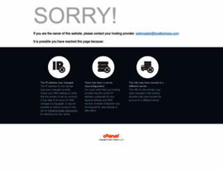 localbiziness.com screenshot