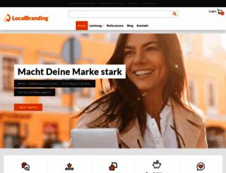 localbranding.com screenshot