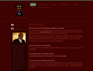localchristianassembly.org screenshot