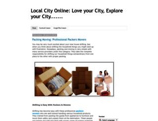 localcityonline.blogspot.in screenshot