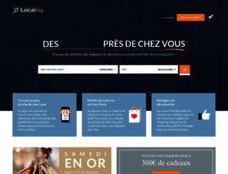 localisy.com screenshot