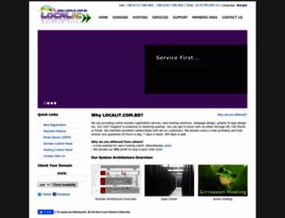 localit.com.bd screenshot