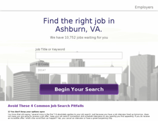 localjobs.joblur.com screenshot