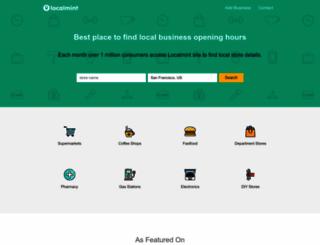 localmint.com screenshot