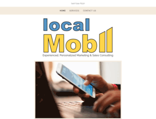 localmobil.com screenshot