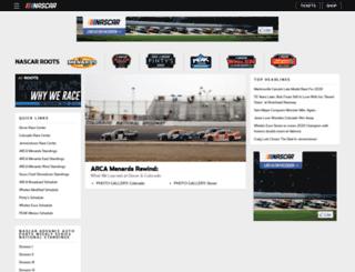 localracing.nascar.com screenshot