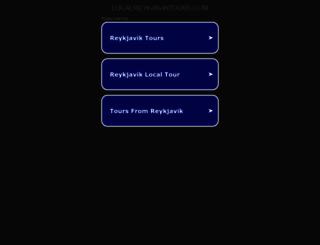 localreykjaviktours.com screenshot