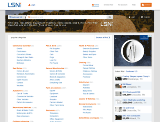 localsalesnetwork.com screenshot