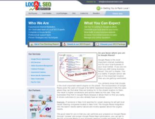 localseoservicesx.com screenshot