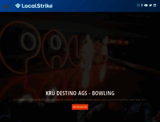 localstrike.com.ar screenshot