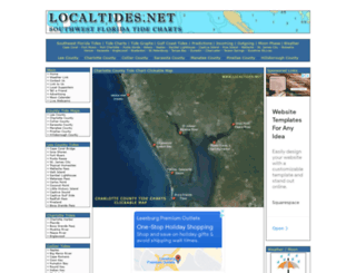 localtides.net screenshot
