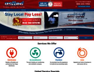 localunitedservices.com screenshot