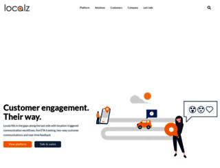 localz.com screenshot
