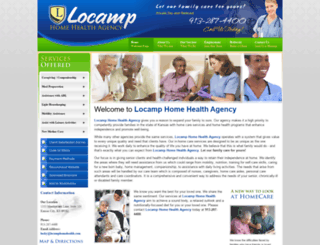 locamphomehealth.com screenshot
