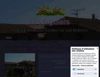 location-ardeche-sud.com screenshot