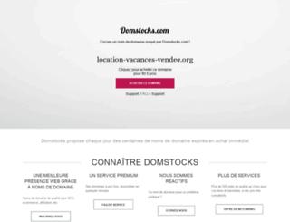 location-vacances-vendee.org screenshot