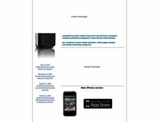 locationet.com screenshot