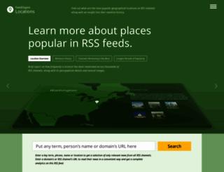 locations.feeddigest.com screenshot