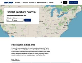 locations.paychex.com screenshot