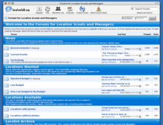 locationtalk.org screenshot